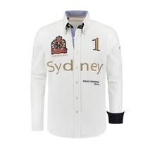 Overhemd Polosport Sydney, wit