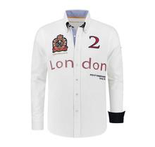 Chemise Polosport London, blanc