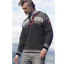 """Dale of Norway ® Pullover """"Setesdal Barnegenser"""" Black"""