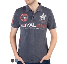 Geographical Norway ® Poloshirt Royal GNX