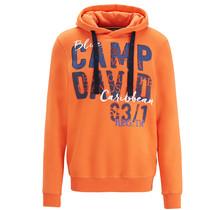 Sweat à capuche Camp David ® avec grand logo imprimé photo