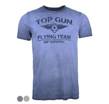 "Top Gun T-Shirt, Rundhalsausschnitt aus Baumwolle ""Flying Team"""