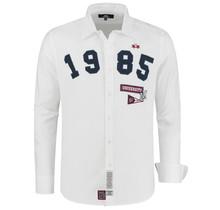 ® Oxford Overhemd Poloteam University