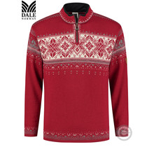 """Dale of Norway ® Pullover """"Blyfjell"""" Rood"""