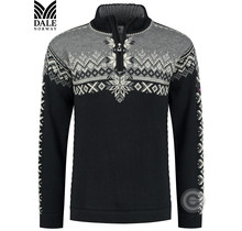 Dale of Norway ® 140th Anniversary men's sweater, Black