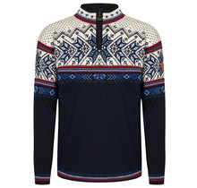 """Dale of Norway ® Pullover """"Vail"""" Donkerblauw"""