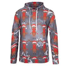 """Rudy Land ® Trui sweatshirt """"Multi Grey"""" Hoodie"""