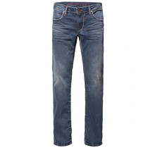 Camp David ® jeans with vintage washing and wide seams