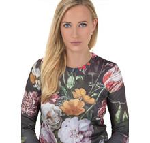 """Anne Hill ® """"De kracht van bloemen"""" Sweatshirt"""