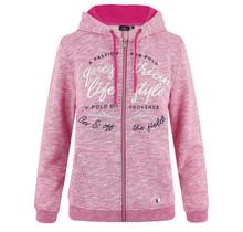 HV Polo, Women's Hoodie sweatshirt zip Sarah
