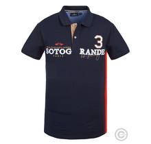HV Polo, Heren Poloshirt Sotogrande Donkerblauw
