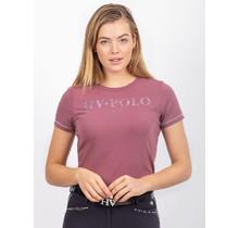 HV Polo Dames T-Shirt Luxe Roze