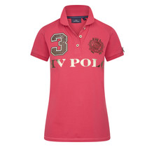 Polos HV Polo pour femmes Luxury Pink