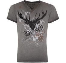 HangOwear ® T-shirt Deer, grijs