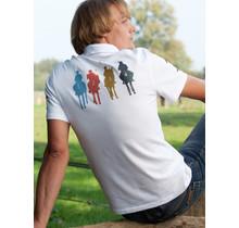 John Brilliant ® Poloshirt Sydney, wit