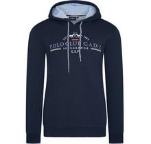 HV Polo, herenhoodie sweatshirt Sotogrande donkerblauw