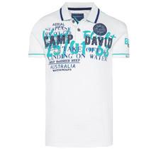 "Camp David ® Poloshirt Trikot ""Fly and Cruise"""