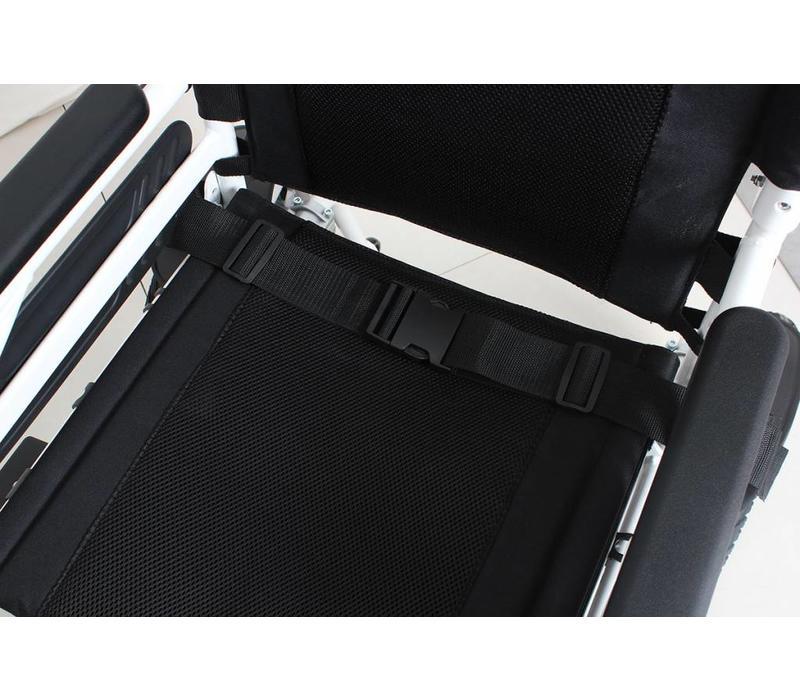 Elektrische Rolstoel, Basic-E, opvouwbaar, Lithium accu