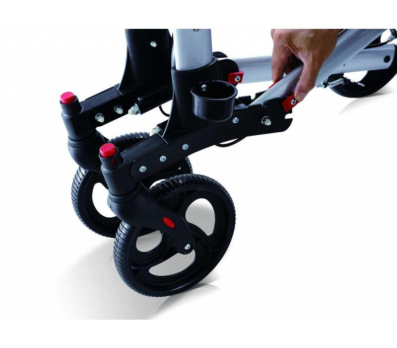 Rollator Compact, lightweight and the smallest foldable rollator