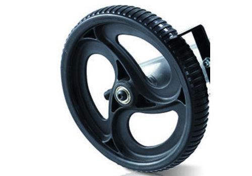 Mobinova Wiel voor rollator Compact en Dual, 8 Inch