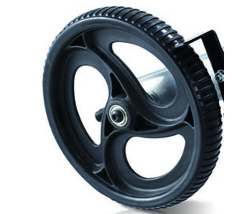 wiel voor de rollator Compact en Dual