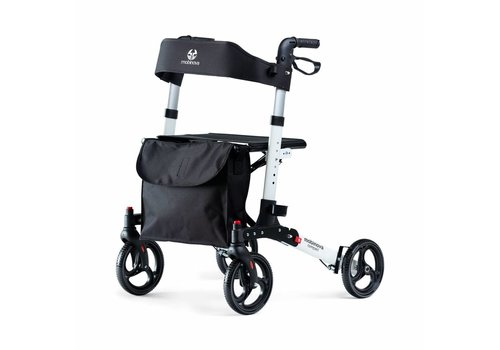 Mobinova Rollator Compact, lightweight and smallest foldable