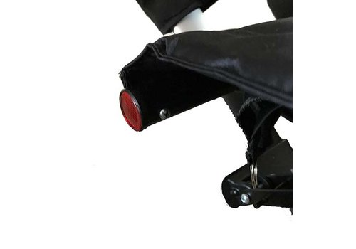 Mobinova Rollator Compact zitting afdek dopje