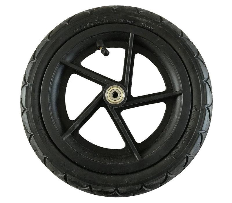Compleet wiel voor rollator Mobinova Outdoor. 12 Inch