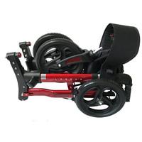 Rollator Compact 2.0  allround gebruik  binnen en buiten