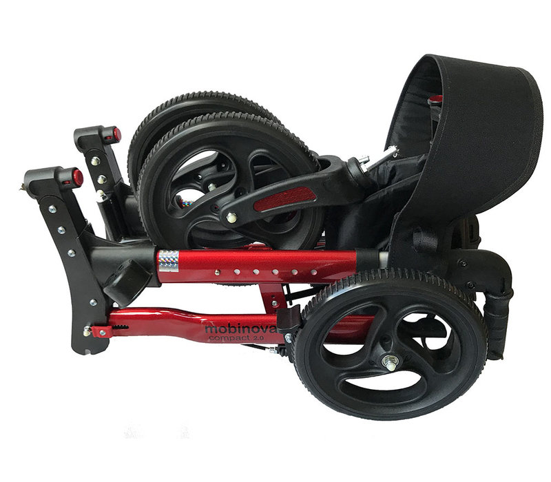 Compact 2.0  allround rollator for indoor and outdoor. Special Offer