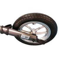 complete wheel for Rollator Mobinova Outdoor Flex. 12 Inch