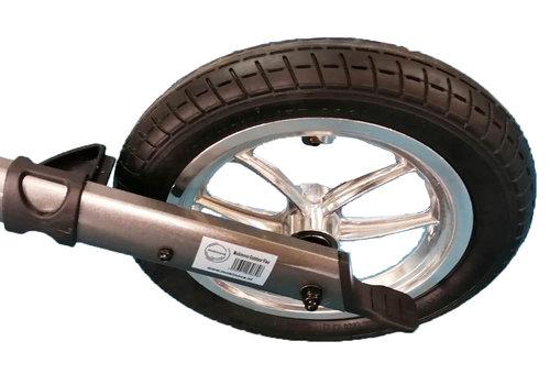 Mobinova Rollator Mobinova Outdoor Flex, compleet wiel
