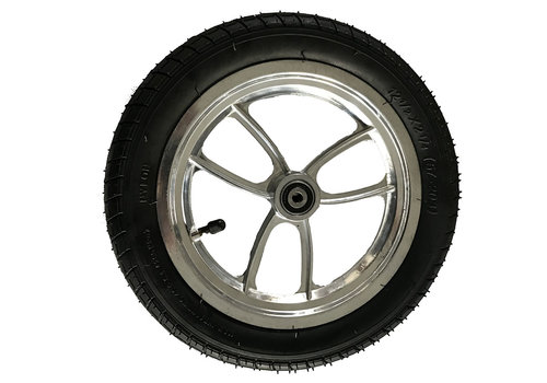 Mobinova Rollator Mobinova Outdoor Flex, wheel complete