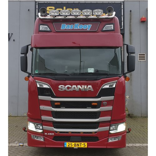 Scania Scania Next Generation Sonnenblende 4A