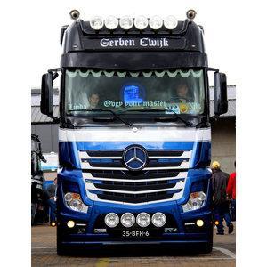 Exklusive Zubehör für Mercedes-Benz Trucks