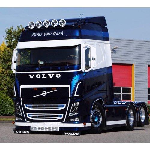 Komplette Sonnenblende type 2 Volvo FH4