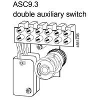 thumb-Siemens ASC9.3 hulpschakelaar-paar voor servomotor SKB32 / SKC32, SKD32-2