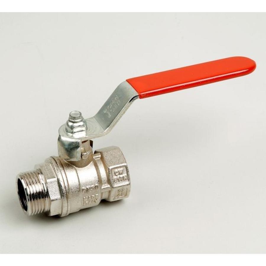 "Ball valve type 217 male/female 1/4""- 2 ""-1"