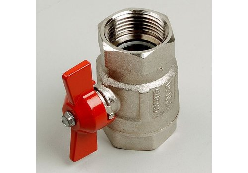 Ball valve type 092 female/female