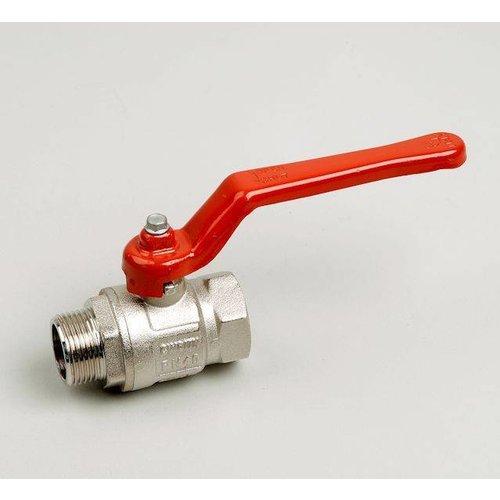 Ball valve type 091 male/female