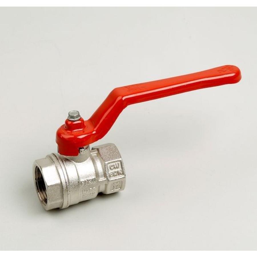 "Ball valve type 116 female/female thread 1/2 "" - 2""-1"