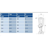 thumb-Viktor chain type 22 / 27 / 35 / 50-2