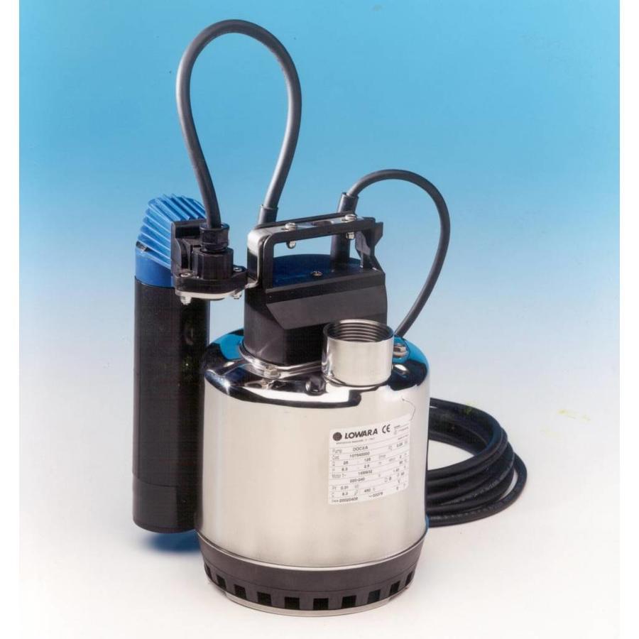 Lowara Submersible pump  type DOC, DOMO or DIWA-1