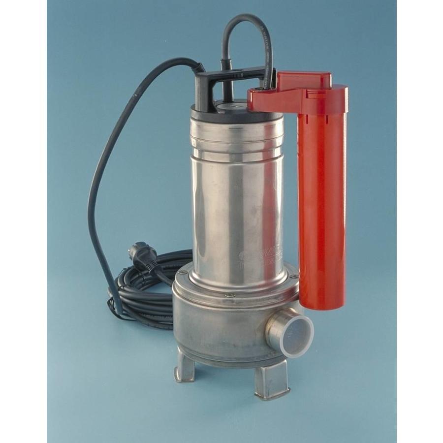 Lowara Submersible pump  type DOC, DOMO or DIWA-3