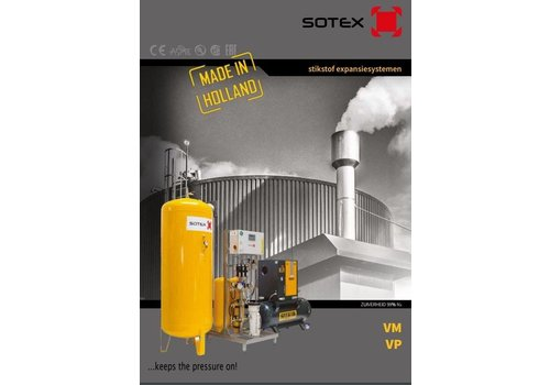 Sotex Nitrogen expansion systems (price on request)