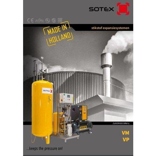 Sotex Stickstoff-Druckhaltesysteme ( Preis auf Anfrage)