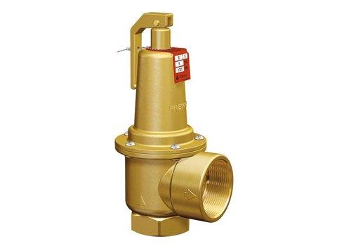 Flamco Prescor S safety valve 3 Bar