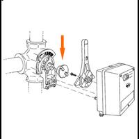 thumb-Honeywell/ Centra Honeywell Kupplung zu Servomotor VMM-4