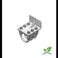 thumb-Endanschlag Rohrrail ''Extra stark'' - Komplettset  (Preis auf Anfrage)-1