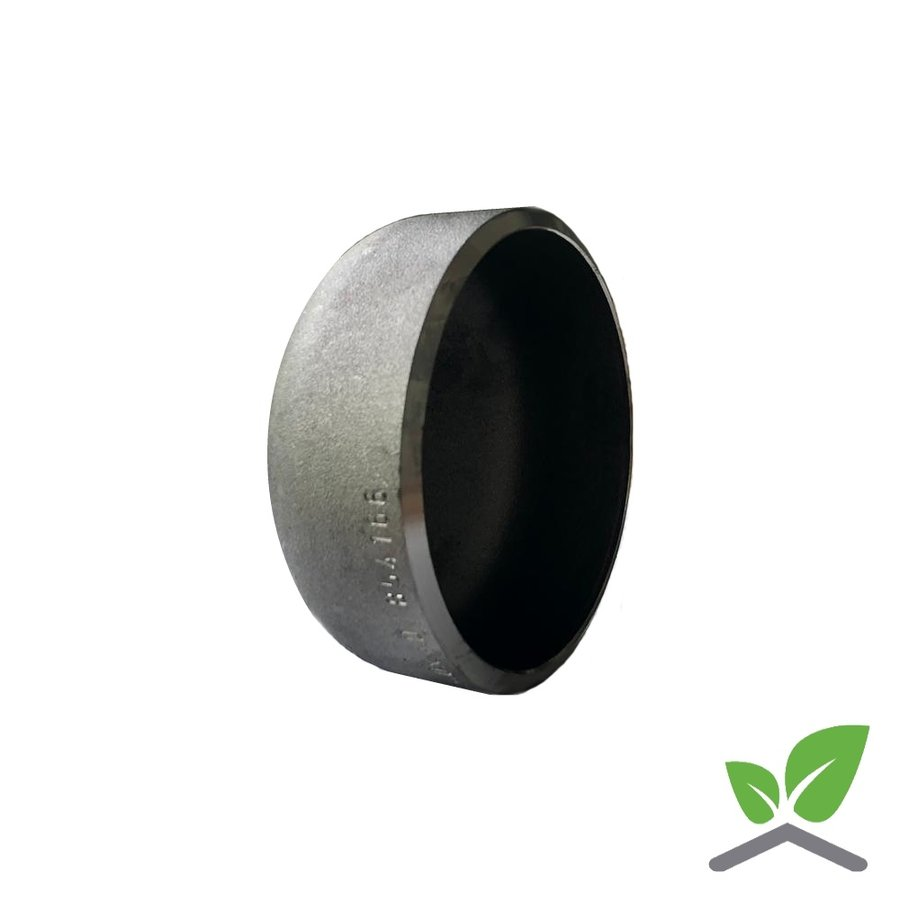 Welding end cap 33,7 mm  up to 323,9 mm-1